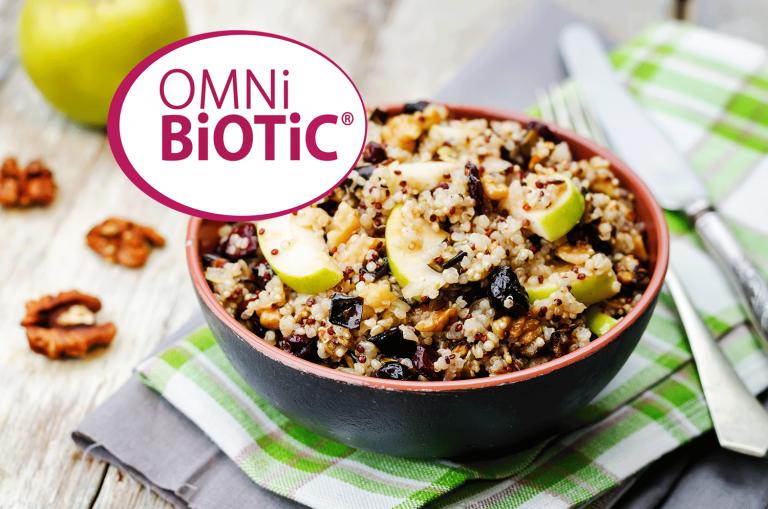 fruchtiger quinoa salat