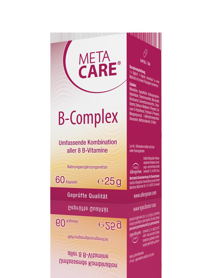 META-CARE® B-Complex - Starke Nerven