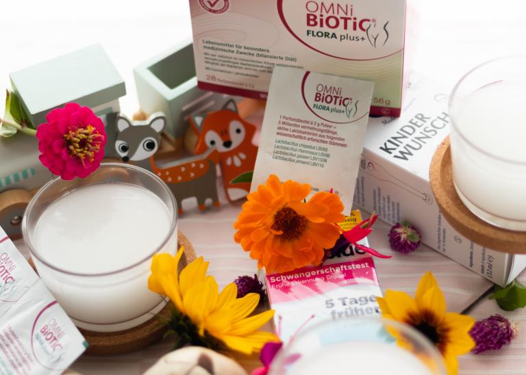 OMNi-BiOTiC® FLORA plus+ Endlich… Scheidenflora OK!