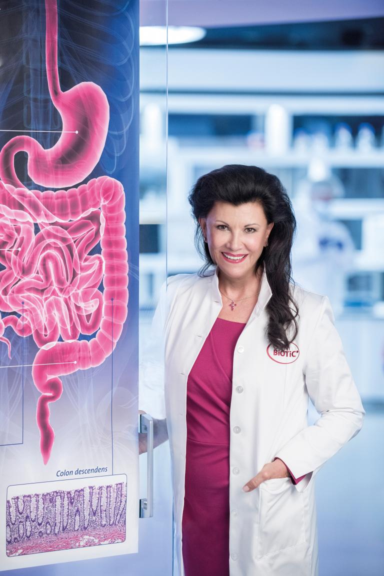Mag. Anita Frauwallner: OMNi-BiOTiC® 6 nach höchsten Qualitätstandards