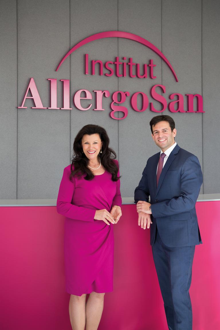 Im Jahr 2012 stieg der eigene Sohn, Mag. Bernd Assinger, in die Geschäftsführung des Instituts ein.