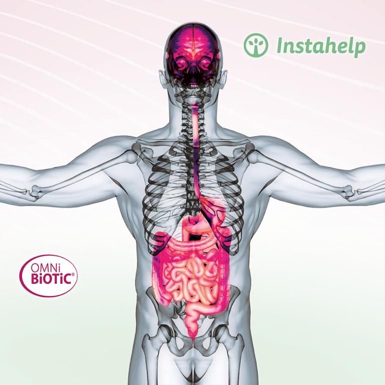 OMNi-BiOTiC® X Instahelp: Welchen Einfluss hat die Psyche auf den Darm?