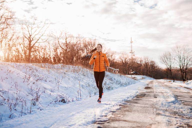 Das Immunsystem stärken mit Bewegung an der frischen Luft!