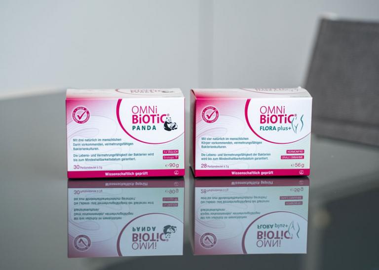 OMNi-BiOTiC® PANDA und FLORA plus+