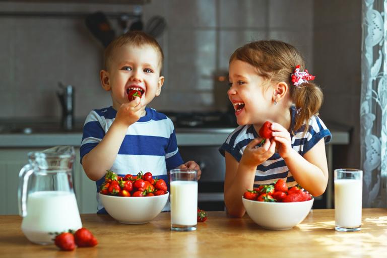 Immunstarke Ernährung für Ihr Kind